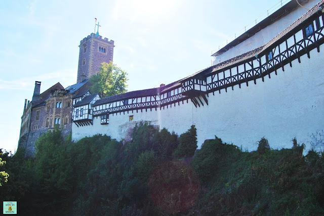 Castillo de Wartburg, Alemania