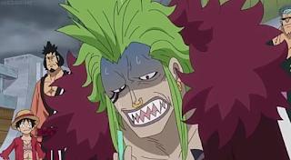 Fakta Barto Club One Piece