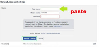 [FB Stylish Name Trick] How to create stylish name id on Facebook | 1000+ Best  Latest Facebook Stylish Names List 2019