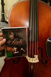 DVD vor Cello