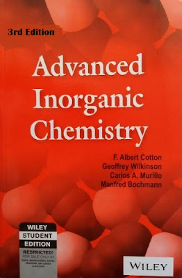 Advanced Inorganic Chemistry by Wilkinson