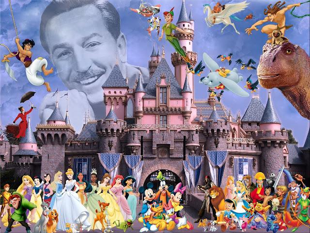 Walt Disney dưới góc nhìn Marketing