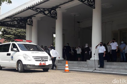 Anies Dikritik, Akhirnya Pemprov DKI Jelaskan Bawa Jenazah Saefullah ke Balai Kota