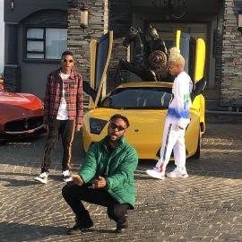 Nasty C - Wacko (feat. Laylizzy & King 98) [Prod. gTbeats]