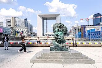Expo : Extatiques 2021, parcours d'art contemporain à La Défense et dans les jardins de la Seine Musicale - Jusqu'au 3 octobre 2021