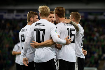 مشاهدة مباراة ألمانيا وروسيا البيضاء اليوم