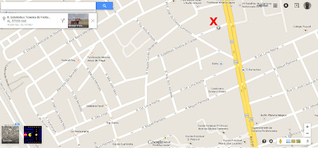 localização-edificio-residencial-spazio-vitta-arol-maceio-alagoas