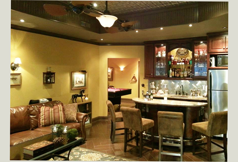 Man Caves Ideas Basement : Basement man cave ideas u stylid homes to decorate a