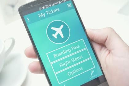 10 Aplikasi Booking Tiket Pesawat Terbaik dan Termurah di Indonesia Tahun 2019