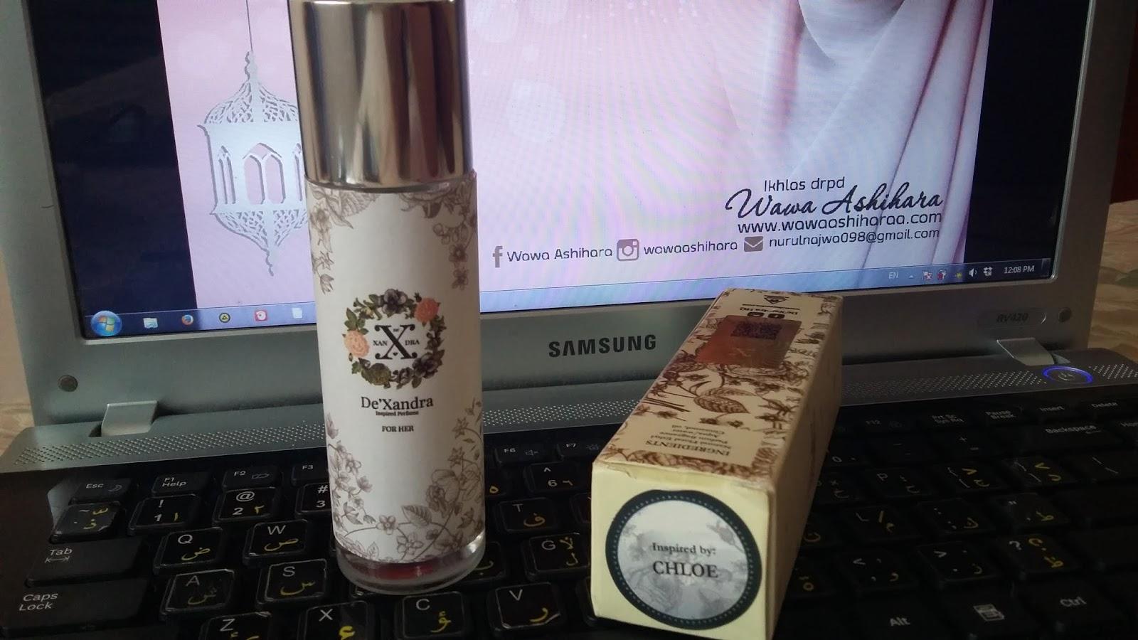 Botol perfume melayu - 2 8