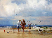 Our September inspiration is by Robert Hagan and is called The mentor.