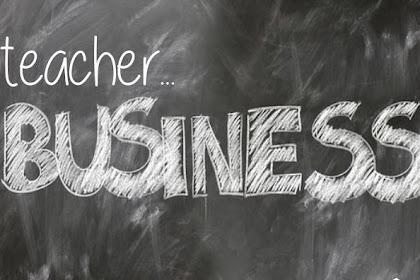 Bisnis Sampingan yang cocok untuk Guru. No 2 Income BESAR!