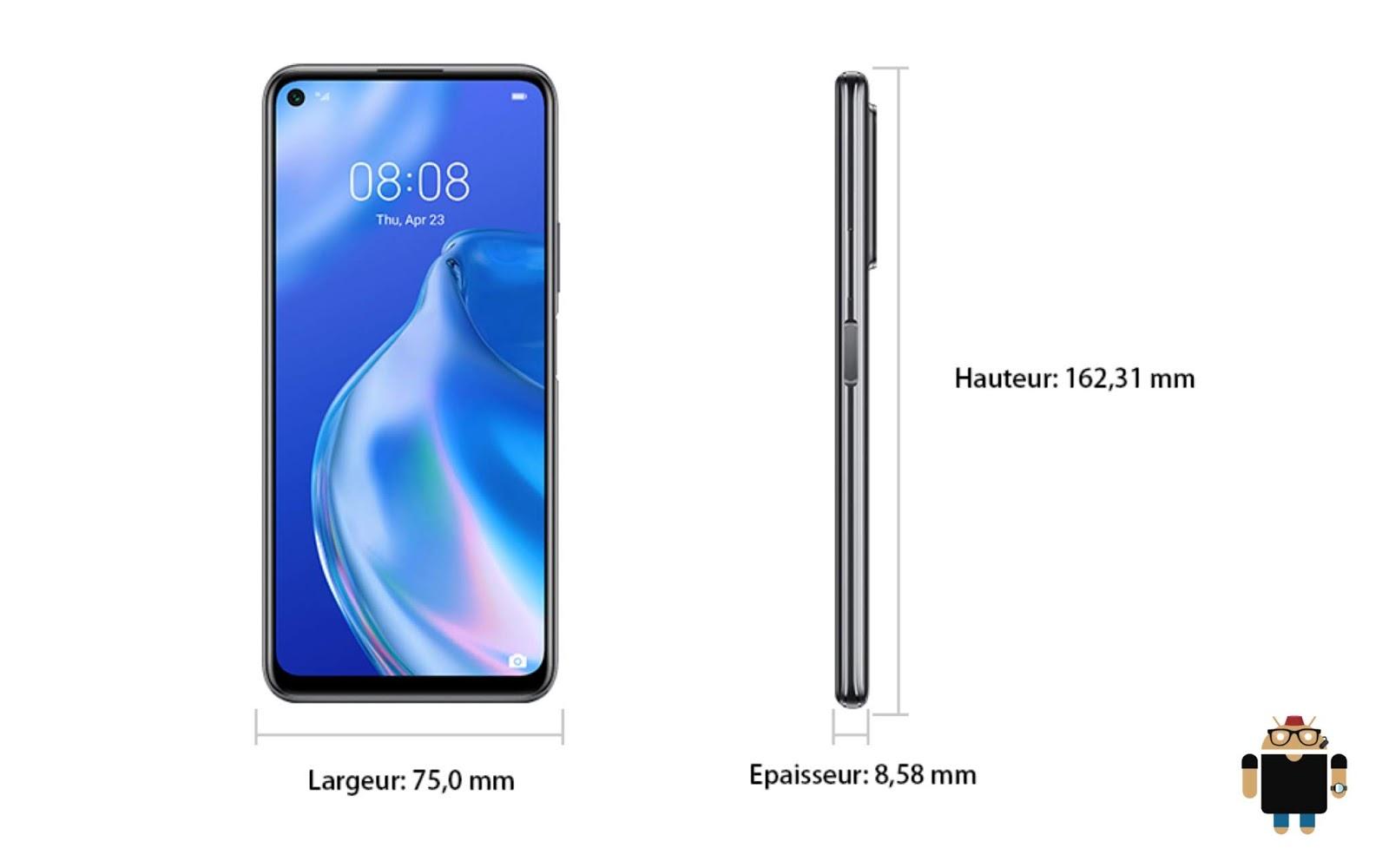 مواصفات و مميزات هاتف Huawei P40 Lite 5G
