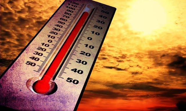 نشرة تحذيرية: الحرارة ستتجاوز 50 درجة غدا (فيديو)
