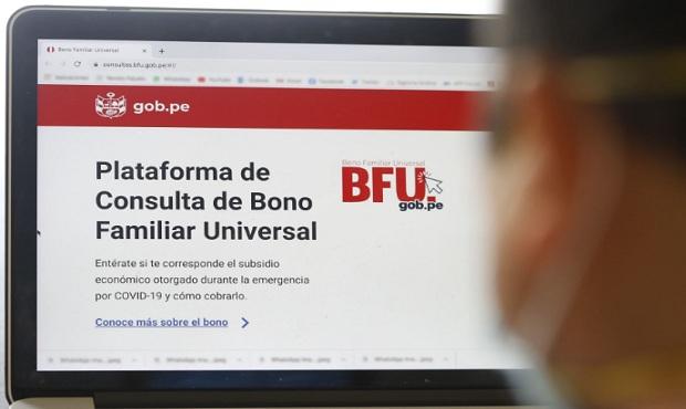 Bono Universal S/ 760: mira aquí si eres beneficiario y cuándo puedes cobrar