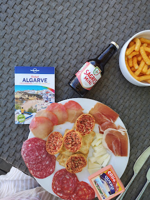 what claire did travel blogger algarve portugal