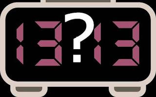 Semnificatia orelor si minutelor în oglinda inverse ce inseamna cand vezi cifre care se repeta