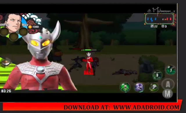 Ultraman Senki by Mori Apk Unlimited Money