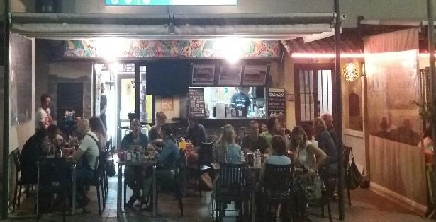 Photo of Single Fin Hamburger Place in Corralejo