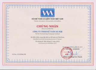 Công ty làm dịch vụ kế toán trọn gói hàng tháng, quý, năm tại Nghệ An