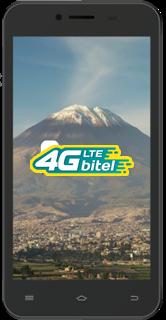 Bitel B9501 LTE Bitel Perú