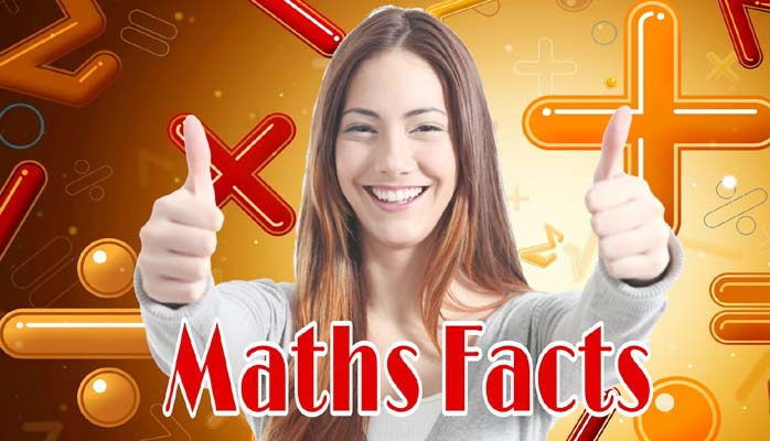 maths fact in hindi