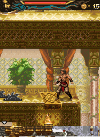 Download Game Prince of Persia 3  The Two Thrones Untuk HP Java