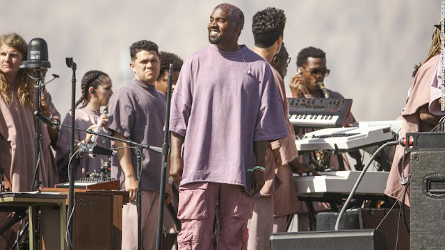 Kanye West's 'Jesus Is King' Becomes his ninth consecutive No.1 album