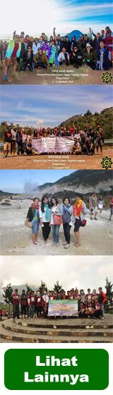 foto wisatawan kurnia dieng tour