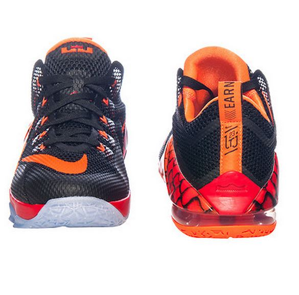 timeless design cedcc 6f30d ... inexpensive here is a look at the brand new nike lebron 12 low dragon  sneaker available