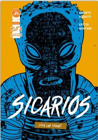SICARIOS #4 VOL 2: ¡VIVA LAS VEGAS!