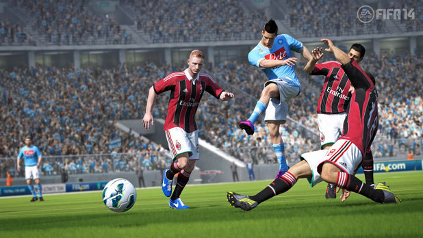 Fifa 12 by ea sports v1. 3. 97 apk+data | game and software.
