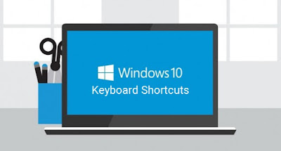Shortcut Keyboard Windows 10 Lengkap