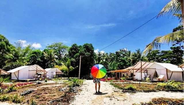 Island Casitas Siquijor, a Simple Yet Relaxing Glamping Site on the Island
