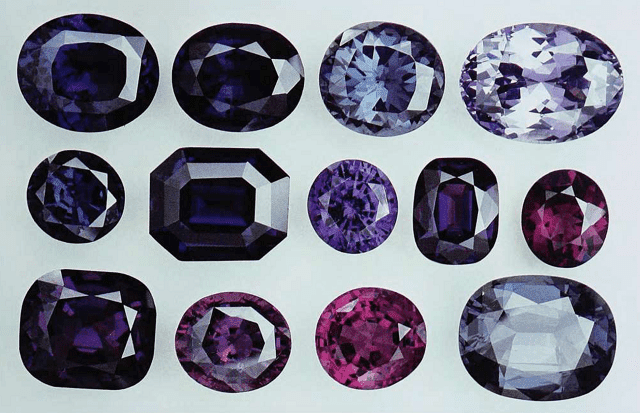 spinel saphire gemstone guide
