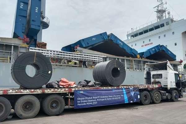 DPR Sebut Krakatau Steel Selundupkan Baja China, Negara Berpotensi Rugi Rp 10 T