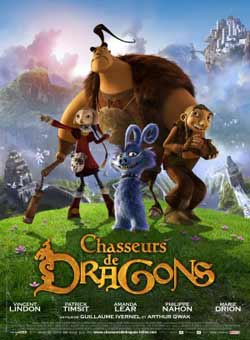 Dragon Hunters 2008 Hindi Dubbed 215MB BluRay 480p at movies500.site
