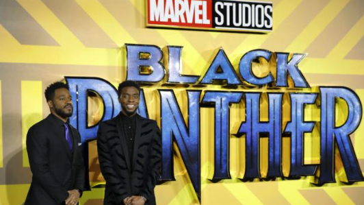 Black Panther becomes highest-grossing superhero film in North America