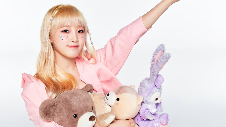 IZ*ONE, Yena, Oneiric Diary, 아이즈원, 예나, 4K, #3.2194