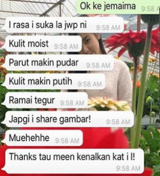 feedback jemaima whitening pills
