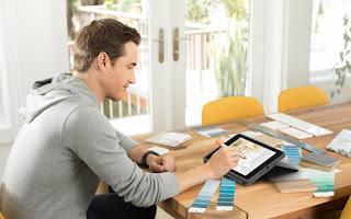 H θήκη που μετατρέπει το tablet σε αδιάβροχο laptop