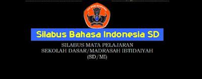 Silabus Bahasa Indonesia SD