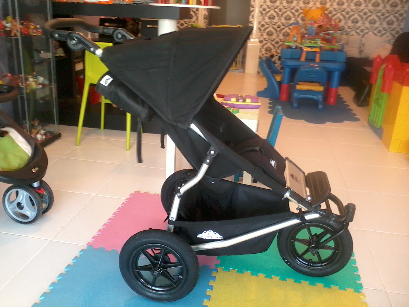 Aliff Preloved Store Mountain Buggy Urban Elite