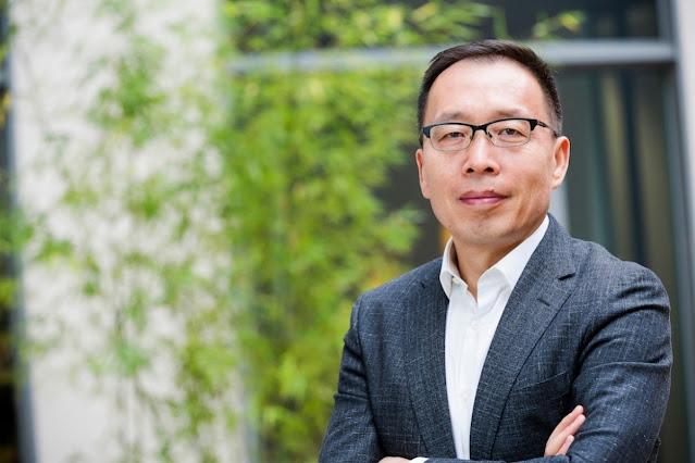 فيكتور زانج ، نائب رئيس شركة Huawei