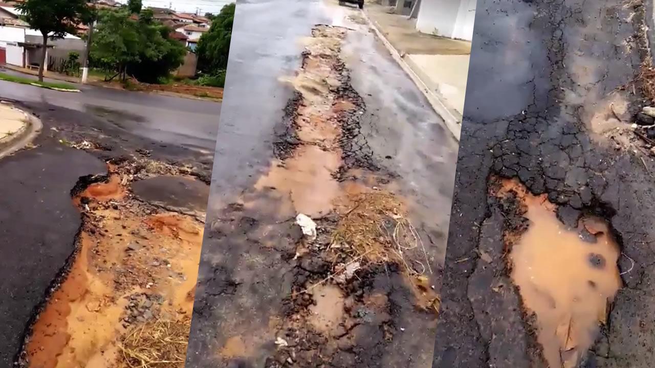 Saiba como ser indenizado pela Prefeitura em acidentes provocados por buracos