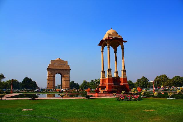 India Gate Delhi vijaya chowk wallpapera