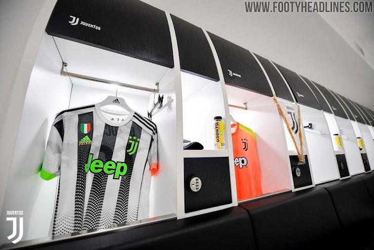 Adidas Juventus 19 20 Palace Fourth Kit 1 | Áo Bóng Đá Sum Store