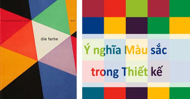Màu sắc có ý nghĩa gì trong thiết kế thương hiệu