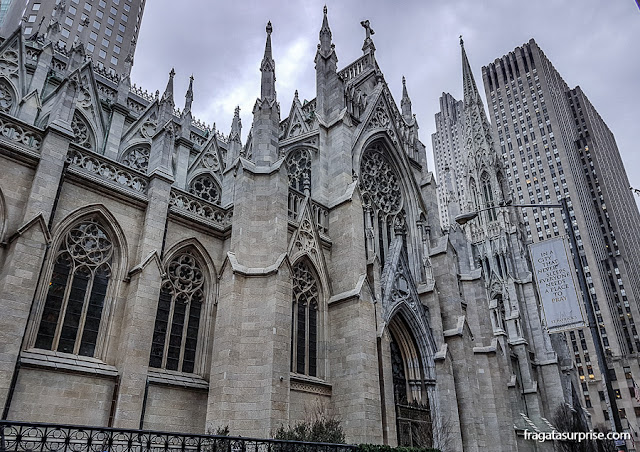 5ª Avenida, Nova York: Catedral de Saint Patrick