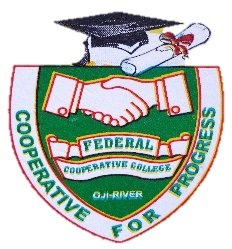 Federal Cooperative College Oji River Admission Forms - 2018/2019